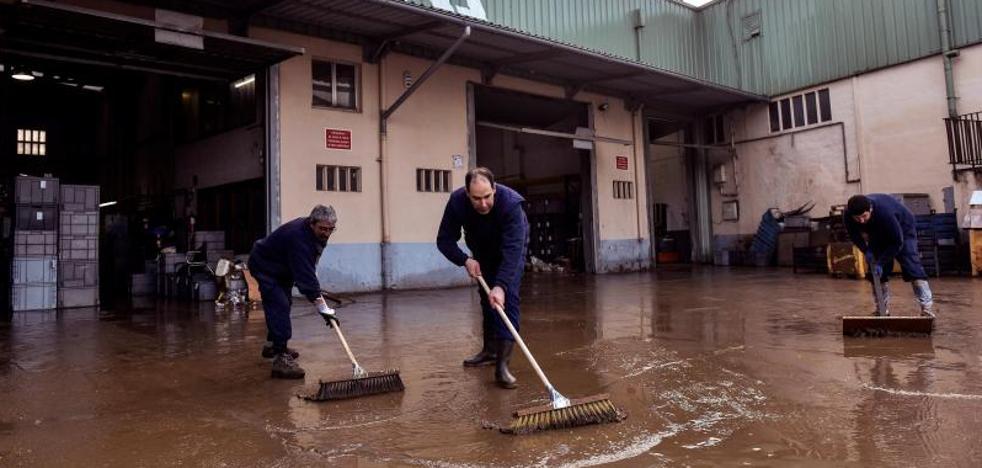 2018 comienza con lluvias superiores a lo normal tras un año muy seco