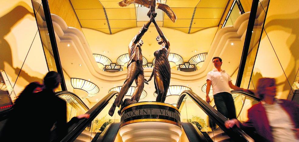 Diana de Gales cambia de estatua