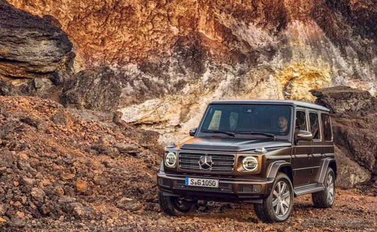 Mercedes Clase G, la evolución de un clásico