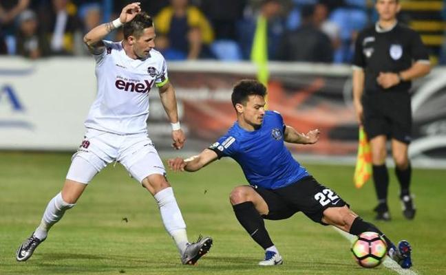 El Athletic ficha al internacional rumano Cristian Ganea