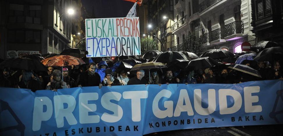 Francia iniciará el acercamiento de los presos que tengan las condenas menos graves