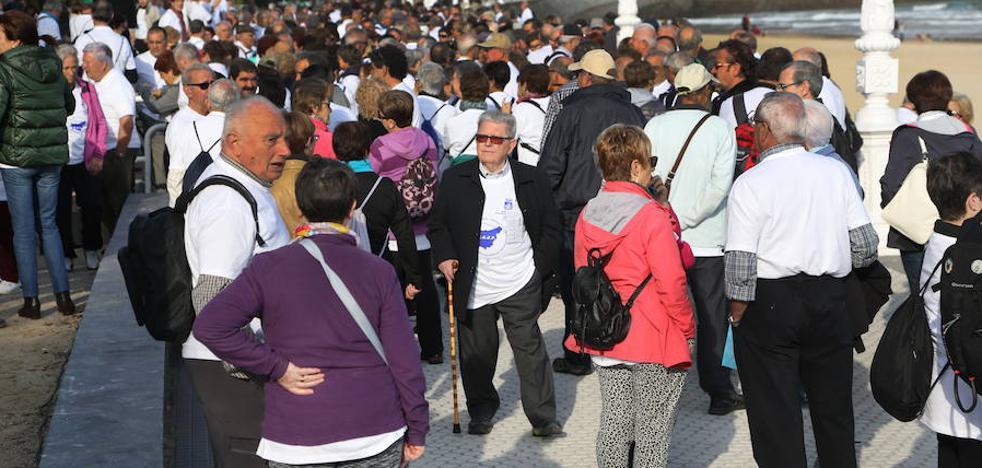 El gasto en pensiones en Euskadi se dispara en 200 millones al mes en una década