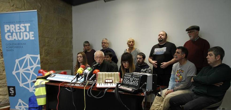 Sare anuncia una manifestación en Madrid en contra de la dispersión