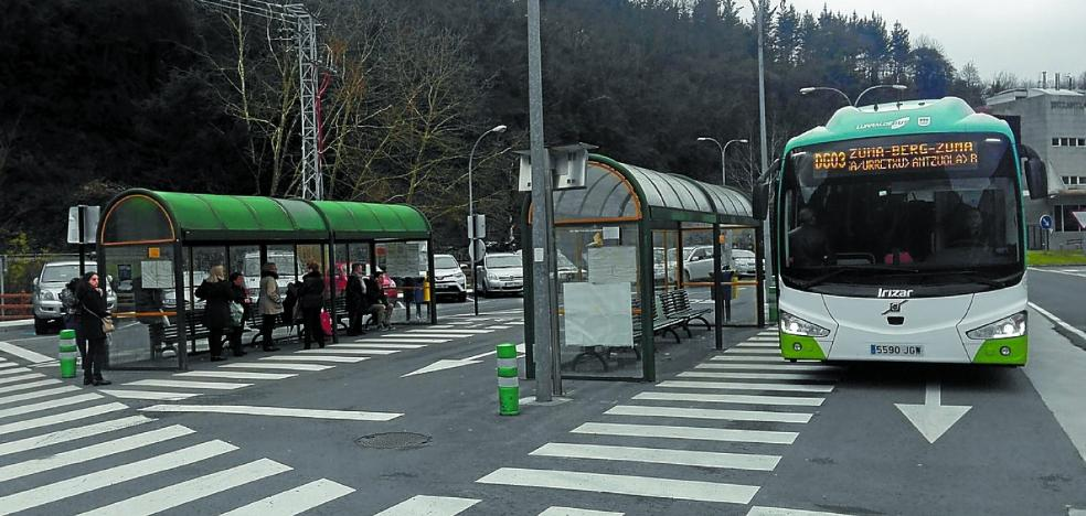 El Ayuntamiento impulsa una encuesta para valorar el servicio de Lurraldebus