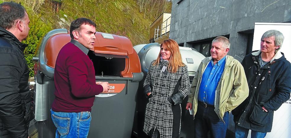 El 1 de febrero entrará en vigor el nuevo sistema de recogida de residuos