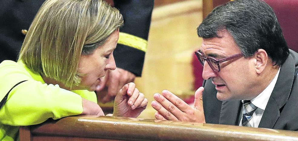 Coalición Canaria mete en un lío al PNV por los Presupuestos