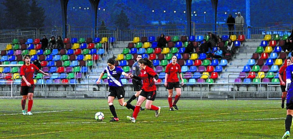 El Leintz se impone al Betiko Neskak por un contundente 4-2