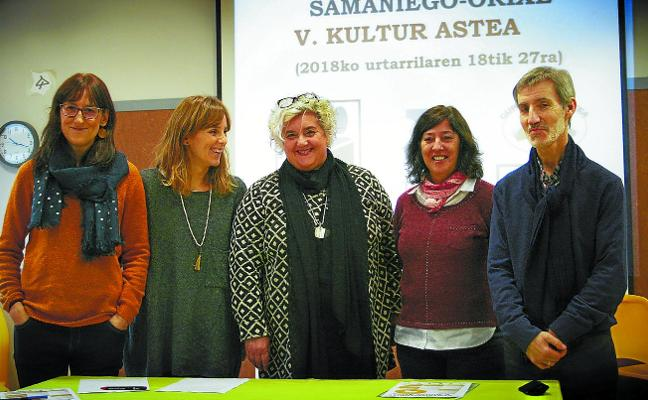 Samaniego-Orixe, cinco años de su primera Semana Cultural