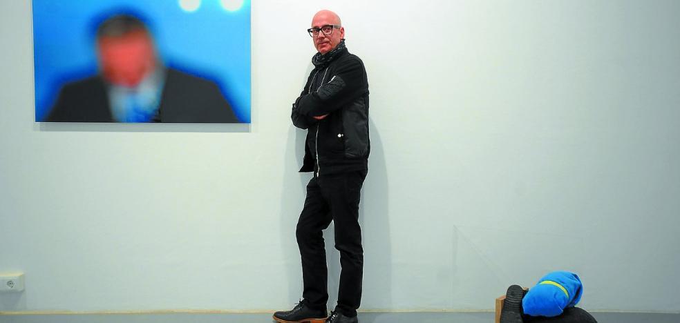 Florencio Alonso Sevilla (Artista): «Porque una imagen sea más concreta no tiene por qué ser más realista»