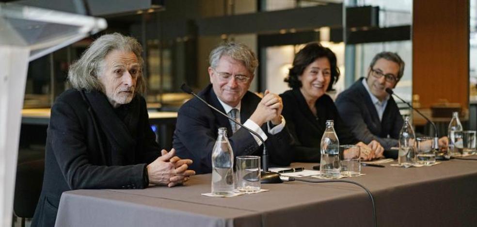 Un libro retrospectivo reivindicará a Juan Luis Goenaga como «uno de los grandes del arte vasco»