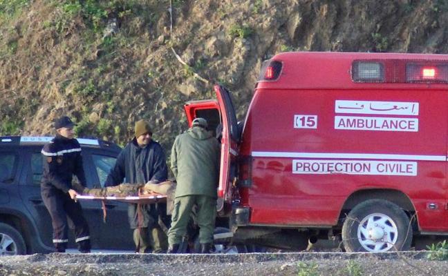 Ceuta cierra la frontera ante el intento de entrada de 300 inmigrantes