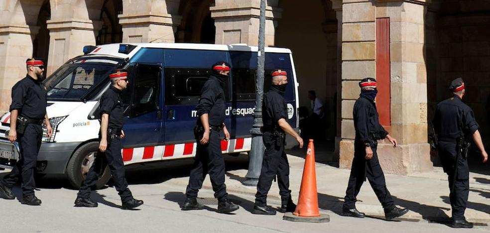 Los Mossos cerrarán el parque de la Ciutadella para la constitución del Parlament