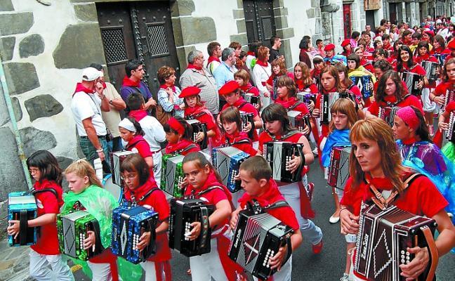 Lesaka acogerá el IV Festival de Trikitixa de Navarra el sábado día 27