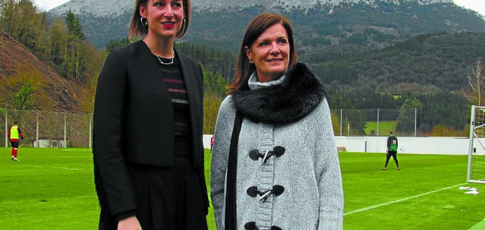 El consistorio le cuadruplica la renta al Eibar por el uso de las instalaciones de Atxabalpe
