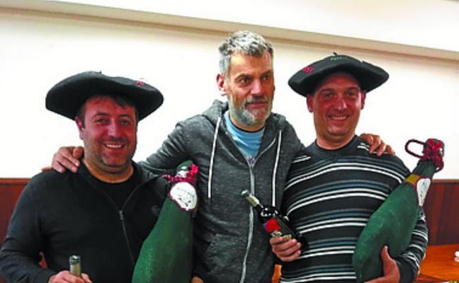 Euskal Herriko Mus txapelketa izan zen Girizia elkartean