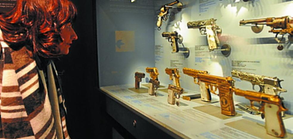 El Museo de la Industria armera ofrece jornadas de puertas abiertas