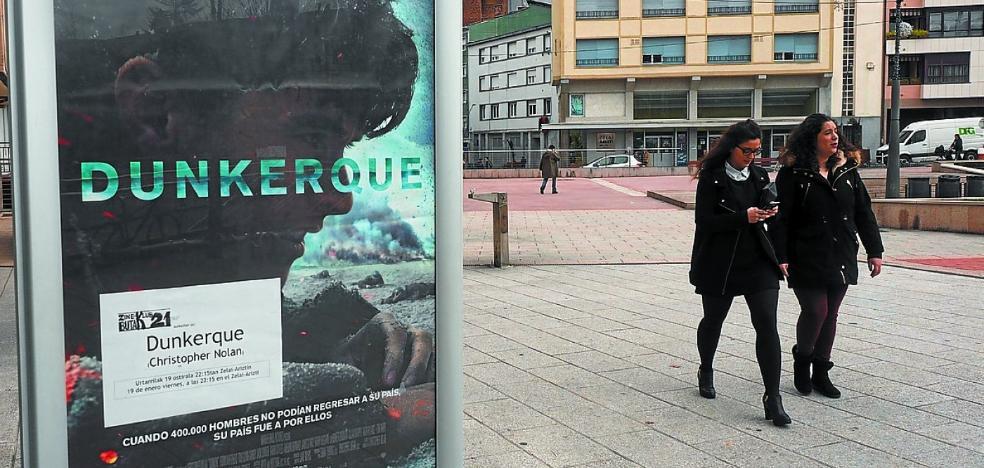 'Dunkerque' abrirá este viernes el 33 ciclo de cineclub de Butak 21