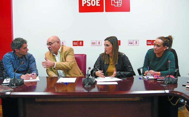 PSE y PSN abordan hoy el «encaje» de Euskadi y Navarra en la España federal en su primera reunión oficial