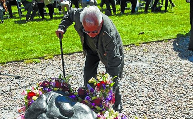 Ayuntamiento y Oroituz anunciarán hoy la apertura de la oficina de atención a las víctimas del franquismo en Andoain