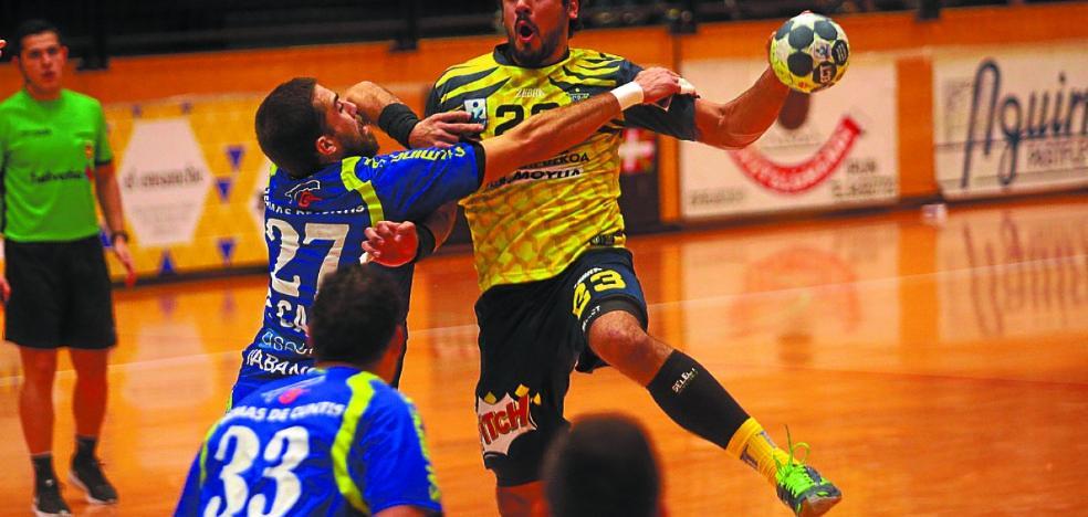 El Bidasoa-Irun juega hoy su primer partido de la mini-pretemporada