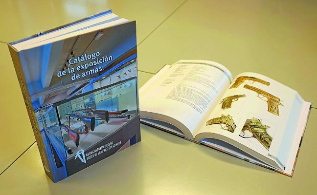 El catálogo de armas en euskera se podrá consultar en formato digital