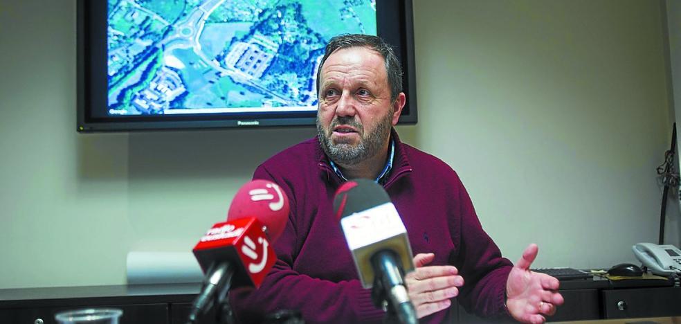«Ampliar Miramón en Zubieta sigue interesando a Hondarribia»