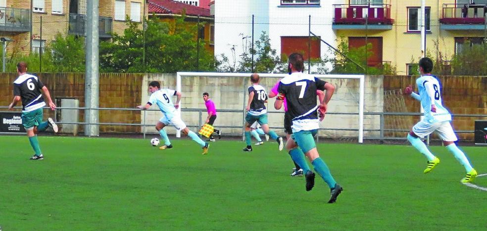 El División de Honor Regional empezó el año empatando 0-0 ante el Hondarribia