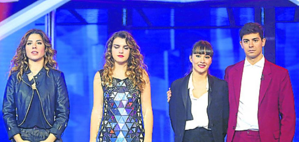'OT' ya tiene cuatro finalistas