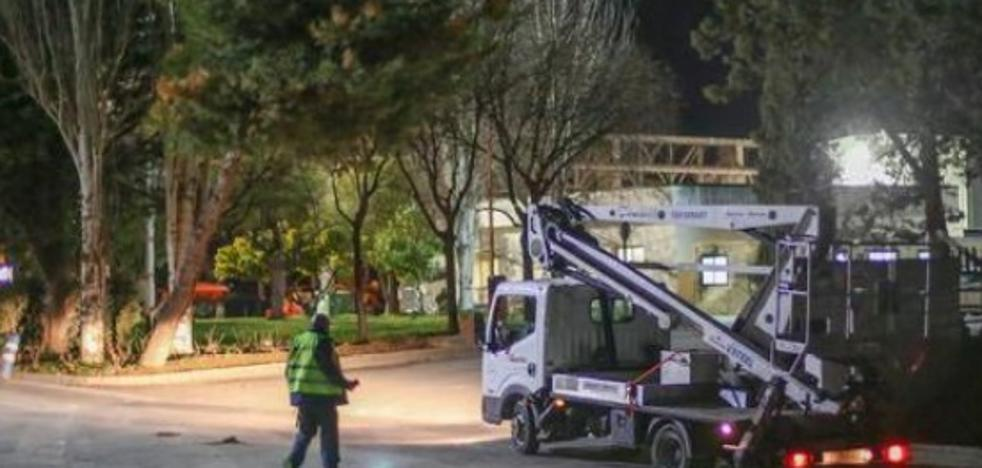 La bebé hallada muerta en un vertedero de Granada nació viva, sana y a su tiempo