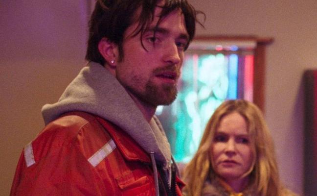'Good time', Pattinson se pega un mal viaje