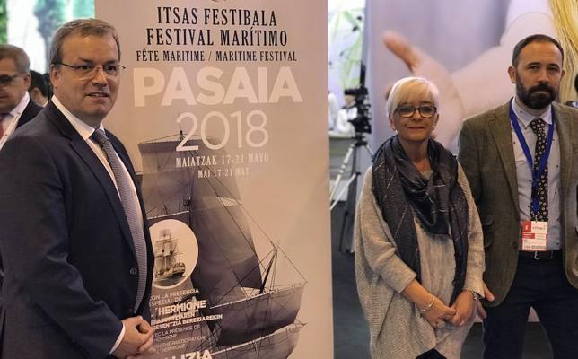 Euskadi apuesta en Fitur por el turismo accesible