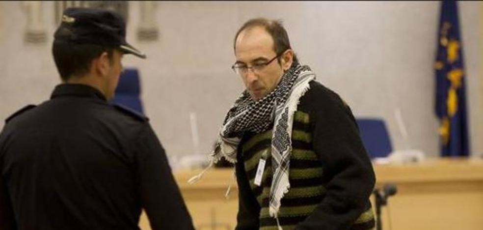 El preso de ETA enfermo Ibon Iparragirre será trasladado a Arrasate el viernes