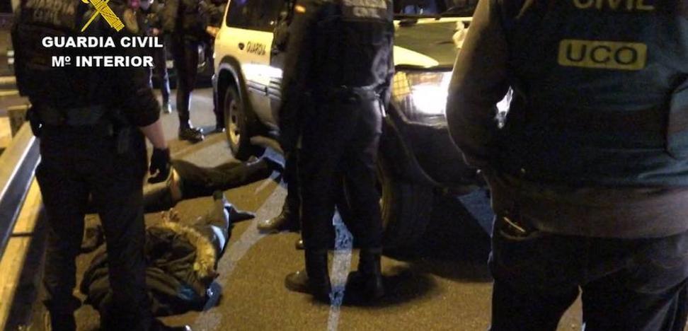 Liberan en Tarragona a un vecino de Errenteria secuestrado por segunda vez por una banda francesa