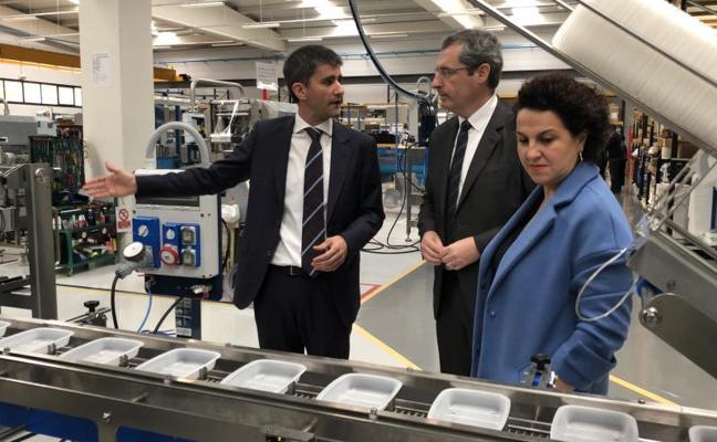 Ulma Packaging invierte 5 millones en su nueva planta de Oñati