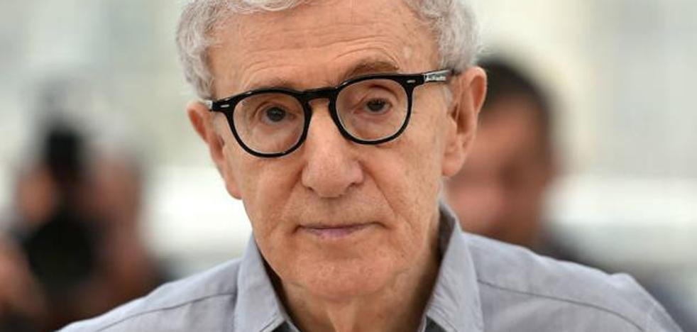 Hollywood condena a Woody Allen