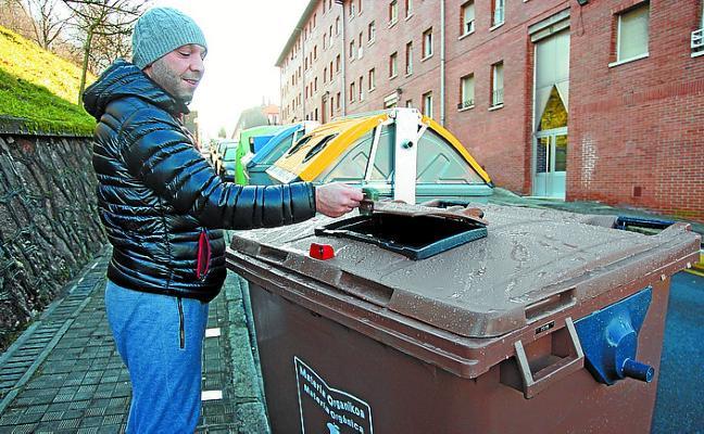 Ocho técnicos participan en la campaña de reciclaje