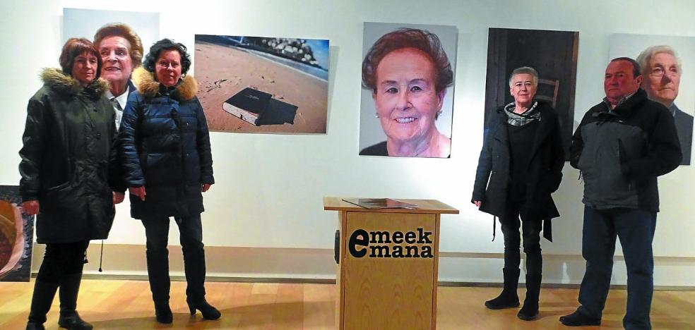 'Emeek emana', rostros y vidas de 63 mujeres víctimas del franquismo