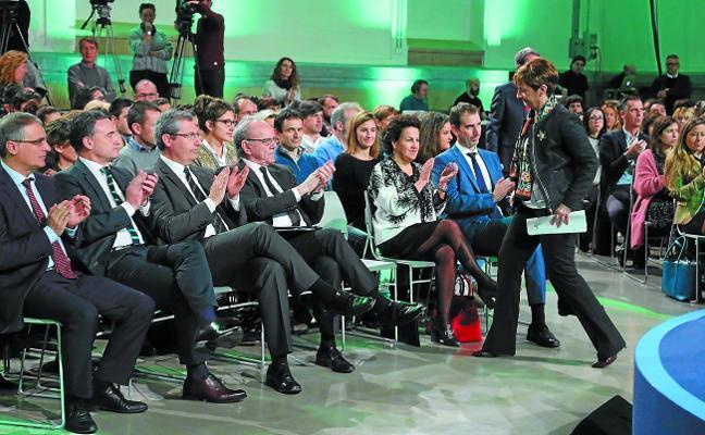 El Gobierno Vasco invita a los empresarios a devolver a las plantillas el esfuerzo demostrado en la crisis