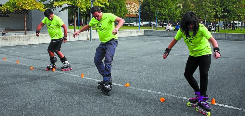 Los hernaniarras podrán disfrutar una temporada más del patinaje