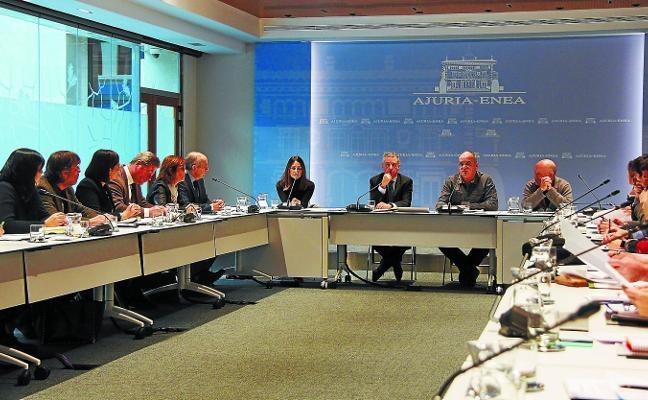 El PNV buscará un acuerdo «amplio y plural» para el nuevo estatus durante 2018