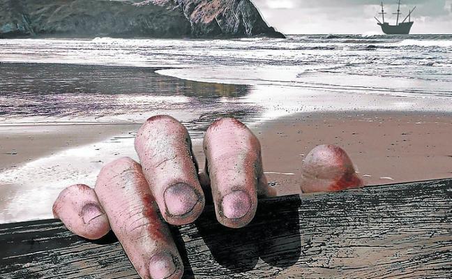 Película y charla en Kultur Etxea sobre la matanza de balleneros vascos en Islandia