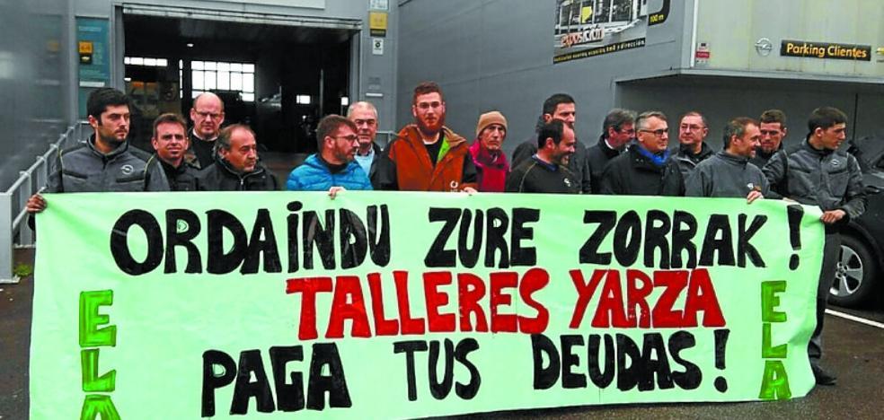 Talleres Yarza cerrará y anuncia que no podrá indemnizar a los trabajadores