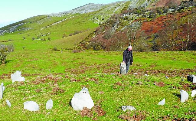 La riqueza arqueológica de Aralar