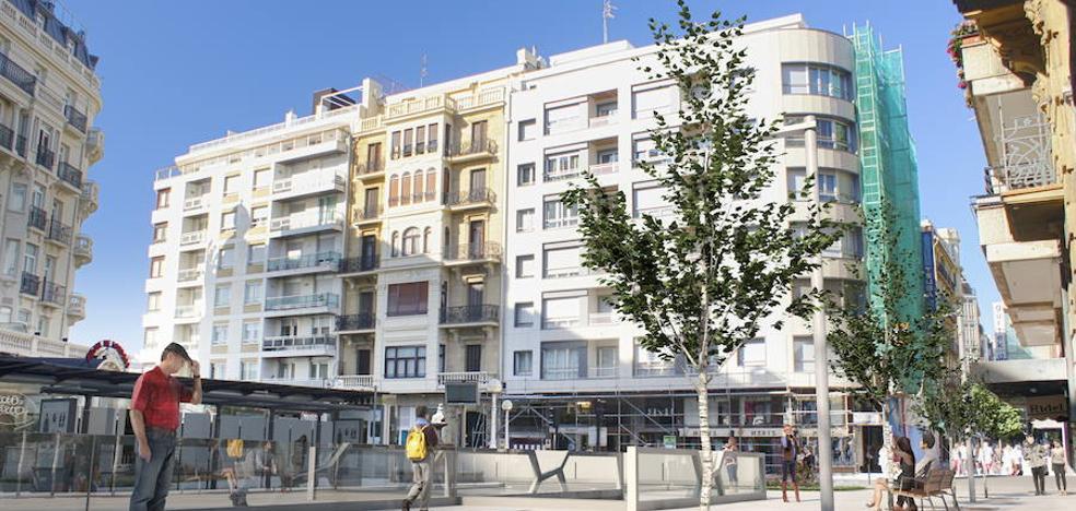Un estudio cifra en 13.464 los usuarios diarios del metro por el centro de Donostia