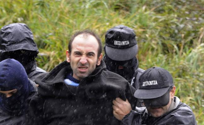 El preso de ETA Ibon Iparragirre llegará el viernes al centro Aita Menni de Arrasate