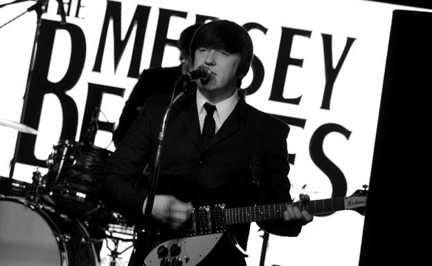 The Mersey Beatles, este sábado en el Kursaal/