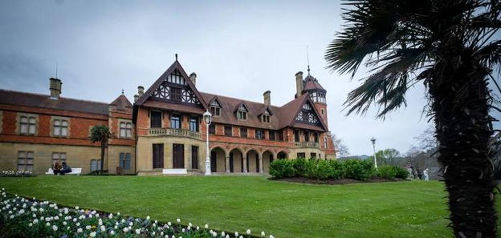 Goia asegura que «nadie ha dicho» que el Palacio Miramar vaya a convertirse en un hotel