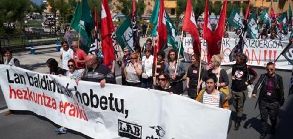 El sindicato mayoritario entre los profesores vascos promueve un boicot al examen PISA