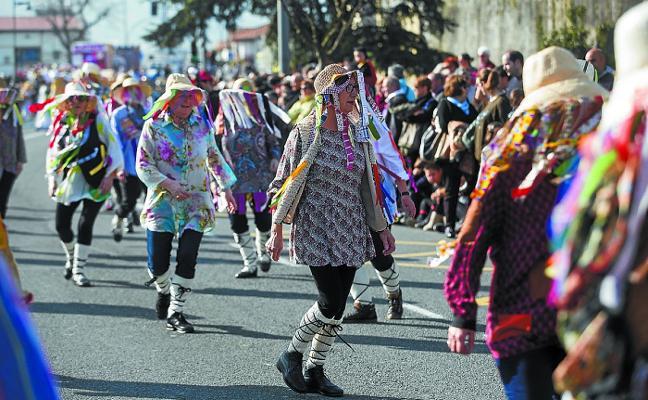 El plazo para apuntarse al desfile de carnaval se cierra el miércoles 24