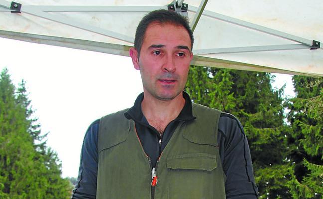 Juan José Cano, campeón estatal de becadas